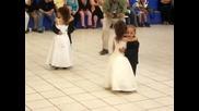 Латино танц - деца