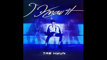 [ D P R ] Taehyun - I know it