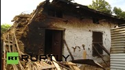 Спешни строежи на временни постройки за пострадалите от земетресението в Непал преди дъждовния сезон