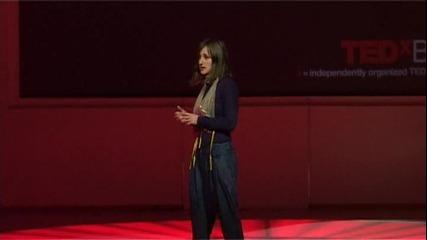 Tedxbg 2010: Магдаленa Малеева за непреодолимите препятствия