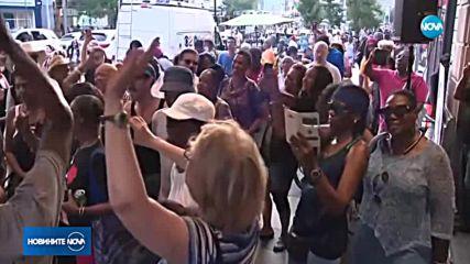 Фенове отдават почит пред Арета Франклин (ВИДЕО)