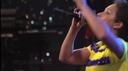 Alicia Keys - No One ( Live on Letterman )