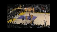 Kobe 25 Odom 31 Gasol 26 Lakers Win Mavs 2008