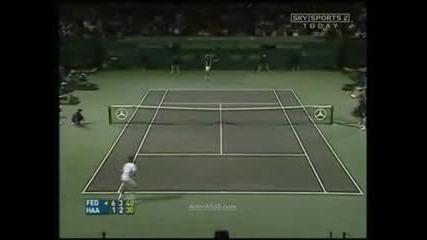 Roger Federer The Best Points