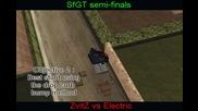 Zvitz vs Electric semi - finals