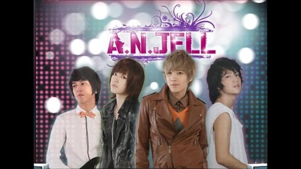 A.n.jell - I Will Promise [ You're Beautiful ost ]