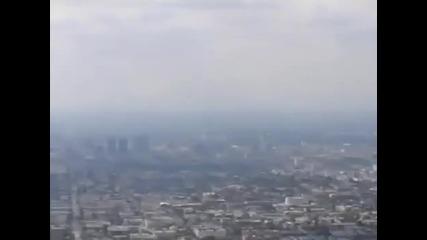 Нло над Лос Анджелис (31.10.2010)