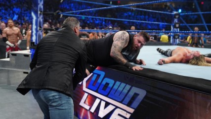 Kevin Owens had more in store for Shane McMahon: Wal3ooha, 18 July 2019