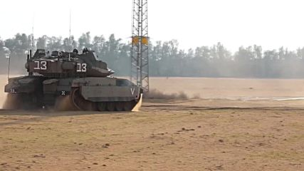 Israel: Israeli tanks deployed near Gaza border as tensions escalate