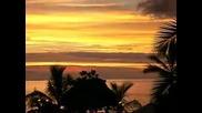 Time Lapse - Залез Над Остров Фиджи