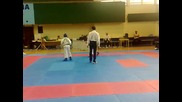 състезание по taekwondo виктор taekion димитър falcon 2 част