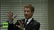USA: 'Bush made mistake toppling Saddam Hussein' - Rand Paul