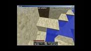 Minecraft Glitch - Watersand