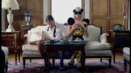 Lady Gaga - Paparazzi[hq]