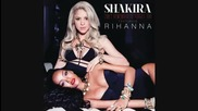 Shakira - Can`t Remember To Forget You ft. Rihanna