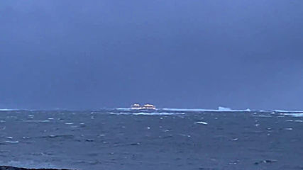 Norway: Passengers airlifted after cruise ship suffers engine problems