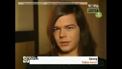 Tokio Hotel Out Takes
