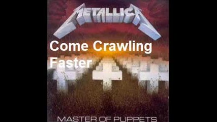 /metal/ Metallica - Master Of Puppets With lyrics