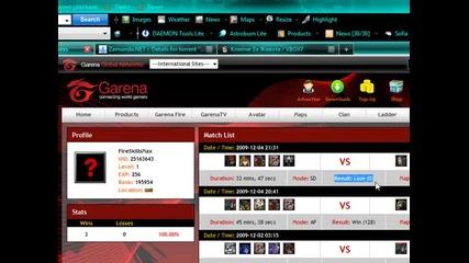 Garena Site Byg
