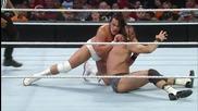 Cesaro срещу Bo Dallas - Smackdown, 24.09.2015 (кеч разбиване)