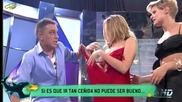 Секси Гаф в испанската телевизия само за мъже