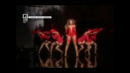 Beyonce - Sweet Dreams наградите на Mtv 2009