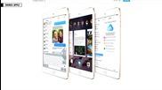Apple представи iPad mini 3