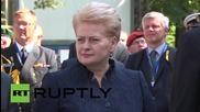 Латвия: МакКейн говори за важността на НАТО и неинформираността