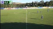 ВИДЕО: Победният гол на Берое срещу ПФК Бургас