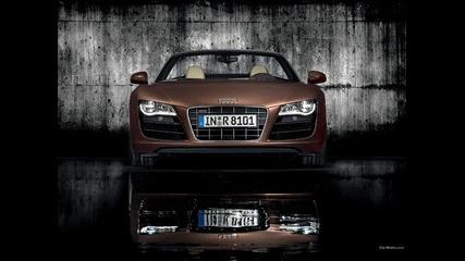 Audi e - tron & R8 Spyder 5.2 Fsi Quattro