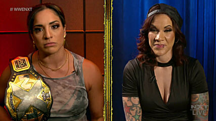 Raquel Gonzalez and Mercedes Martinez ready to tear each other apart: WWE NXT, May 4, 2021