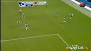 Челси 0 : 2 Нюкасъл , Папис Сисе феноменален