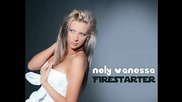 (2011) Nely Vanessa - Firestarter By Dony Thekid Радио Едит