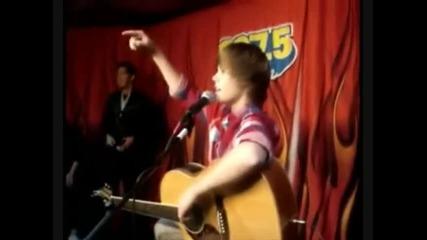 Justin Bieber - Смях