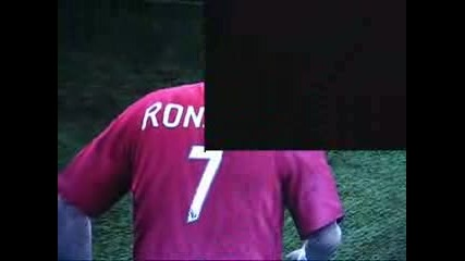 Fifa 08 C. Ronaldo Compilation