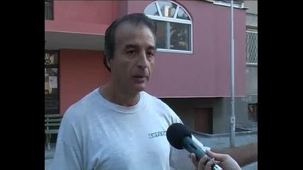Прокурор от пловдивската окръжна прокуратура стреля с въздушна пушка и убива улични котки.