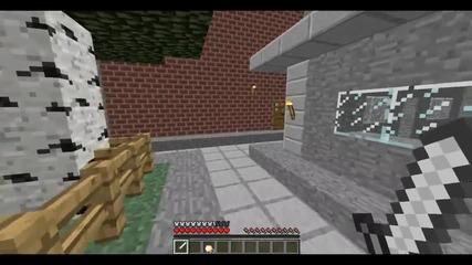 Minecraft 1.6.4 review-началният World