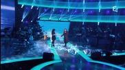 Indila et Florent Pagny - _là où je t'emmenerai_ - Le Grand Show