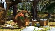 Маша и Медведь 5 серия - Пролетта дойде
