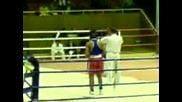 Николай Тянков - Полуфинал Бокс