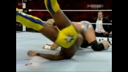 Kofi Kingston vs Dolph Ziggler [ Wwe Raw, 7.5.12 ]