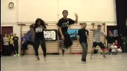 Keone Madrid Crank it up choreography