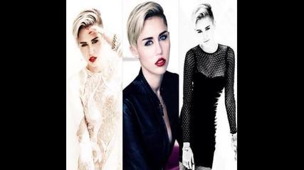 Miley Cyrus - Adore [2013] #bangerz