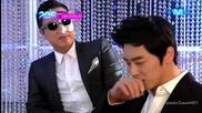 (hd) Hyungdon & Daejune - The gloomy song ~ Mnet 20's Choice (28.06.2012)