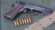 Gun Maker Colt Files for Bankruptcy