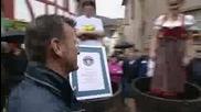 Рекордите на гинес - Най - Високи мъж на света