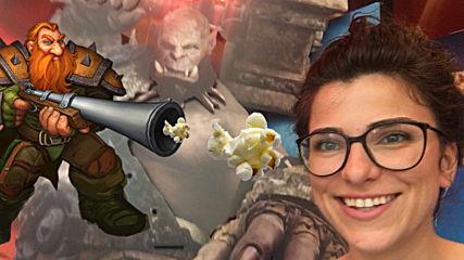 Warcraft за първи път и филмите за видео игри
