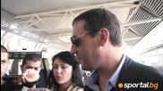 Димитър Борисов: Нямаме какво да губим срещу Рома