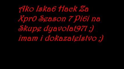 Hack Za Xpr0 season 7