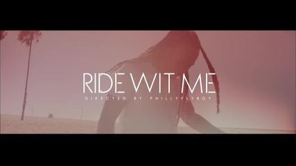 Devon Golder - Ride Wit Me (official 2o15)